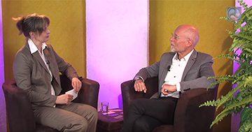 Dr. Ruediger Dahlke im Gespräch mit Antje Tittelmeier