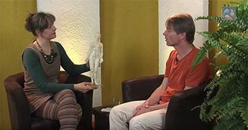 Olaf Lüderitz im Gespräch mit Antje Tittelmeier