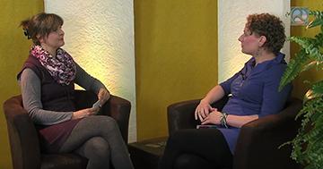 Nina Söhl im Gespräch mit Antje Tittelmeier