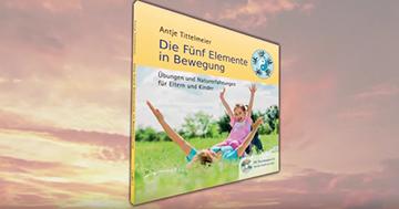 "Buchcover ""Die Fünf Elemente in Bewegung"""
