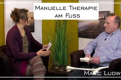 Antje Tittelmeier und Marc Ludwig im GesundheitsTipp.TV-Expertengespräch