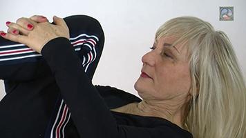Yoga Übung Morgenlektion mit Carola Bleis
