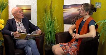 Ruediger Dahlke im Autorengespräch mit Antje Tittelmeier