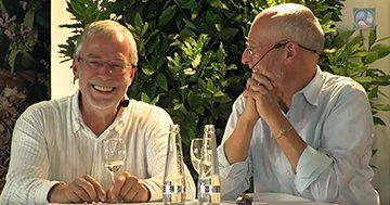 Prof. Dr. Gerald Hüther und Dr. Ruediger Dahlke