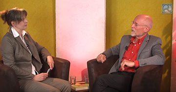 Antje Tittelmeier und Dr. Ruediger im GesundheitsTipp.TV-Expertengespräch