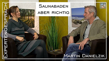 Antje Tittelmeier und Martin Danielzik im GesundheitsTipp.TV-Expertengespräch