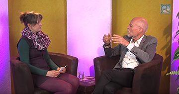 """Antje Tittelmeier im Expertengespräch mit Dr. Ruediger Dahlke zum Thema """"Vegane Ernährung"""""""