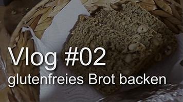 Glutenfreies Brot selber backen