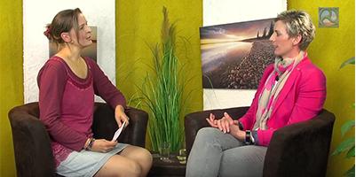 Antje Tittelmeier und Corinna Werner im GesundheitsTipp.TV-Expertengespräch