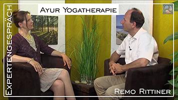 Antje Tittelmeier und Remo Rittiner im GesundheitsTipp.TV-Expertengespräch