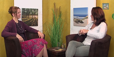 Daniela Herzberg im Gespräch mit Antje Tittelmeier