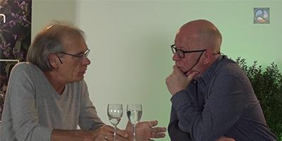 Dr. Ingfried Hobert und Robert Betz
