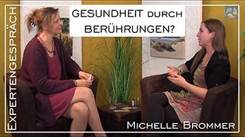 Antje Tittelmeier und Michelle Brommer im GesundheitsTipp.TV-Expertengespräch