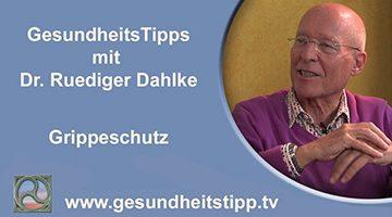 """Texttafel """"GesundheitsTipps mit Dr. Ruediger Dahlke - Detox"""" mit Bild von Dr. Ruediger Dahlke"""