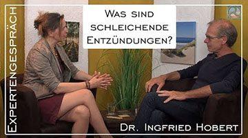 Antje Tittelmeier und Dr. Ingfried Hobert im GesundheitsTipp.TV-Expertengespräch