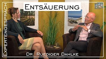 Antje Tittelmeier und Dr. Ruediger Dahlke im GesundheitsTipp.TV-Expertengespräch