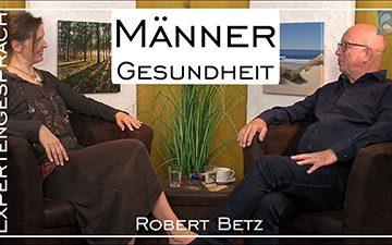 Antje Tittelmeier und Robert Betz im GesundheitsTipp.TV-Expertengespräch