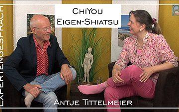 """Dr. Ruediger Dahlke und Antje Tittelmeier im GesundheitsTipp.TV-Expertengespräch zum Thema """"ChiYou Eigen-Shiatsu"""""""