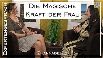 Antje Tittelmeier und Zhannabelle im GesundheitsTipp.TV-Expertengespräch