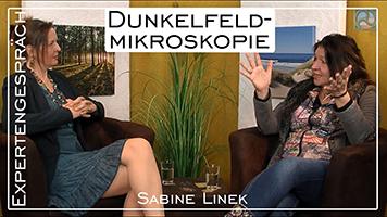 """Antje Tittelmeier und Sabine Linek im GesundheitsTipp.TV-Expertengespräch zum Thema """"Dunkelfeld-Mikroskopie"""""""