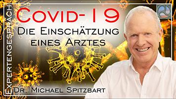 Dr. Michael Spitzbart mit Coronaviren