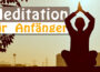 Meditiaton einer Frau