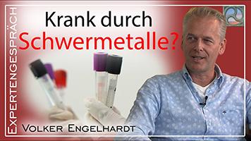 Volker Engelhardt zum Thema Krank durch Schwermetalle